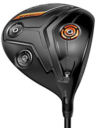 King F7+ Driver de golf Noir droite Fujikura Pro...