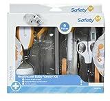 Safety 1st 38534760 – Großes Gesundheitsset , 18 Gesundheits- und Pflegeartikel für Babys mit praktischem Reisetäschchen - 2