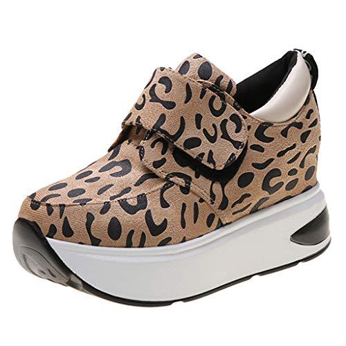 KERULA Sneaker Damen Sale, Classic Freizeit Outdoor Low-Top Fitness Hallenschuhe Laufschuhe Elastische Sneakers Turnschuhe
