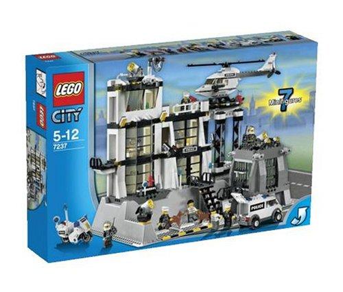 Preisvergleich Produktbild LEGO City 7237 - Polizeirevier