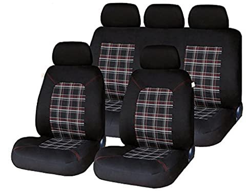 VW Volkswagen Golf GTI 05–08Lambeth Luxus Full Set Auto Sitzbezüge