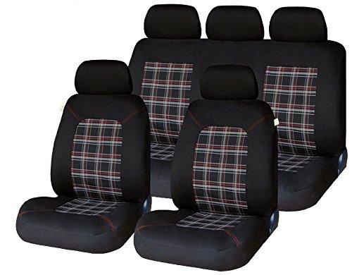 Schonbezüge Sitzbezug  Sitzbezüge  Hyundai ix55 Fahrer /& Beifahrer  02