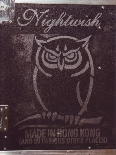 Nightwish - Made in Hong Kong (and in various other places) (+CD)