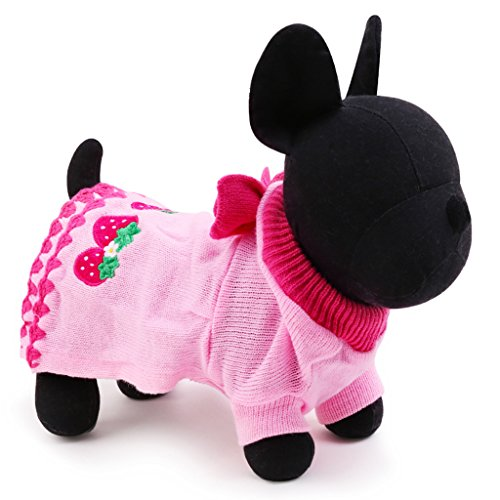 - Kleidung Welpen Kleidung Haustier Kleidung Beine breit Lätzchen Zwei Fuß Vier Fuß Kleidung Dicke Baumwolle Winter Kleidung /+-+/ (Farbe : 11, größe : XL) ()