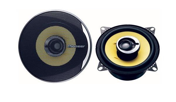 Pioneer Ts E1076 3 Wege Koaxial Lautsprecherpaar 10 Cm Elektronik