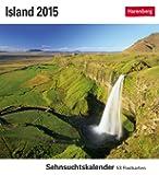 Island Sehnsuchtskalender 2015: Sehnsuchtskalender, 53 Postkarten