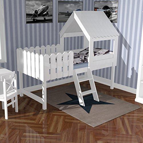 kinderbett 90x200 mit rausfallschutz kinderbetten mit rausfallschutz. Black Bedroom Furniture Sets. Home Design Ideas