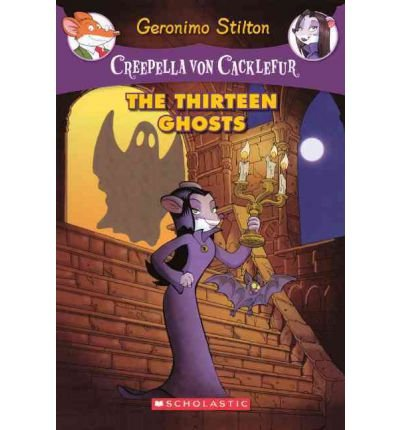 [(The Thirteen Ghosts )] [Author: Geronimo Stilton] [Aug-2011]