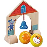 Haba 764.166,6 cm Kullerbü Archway con Little Bell complementari Toy set