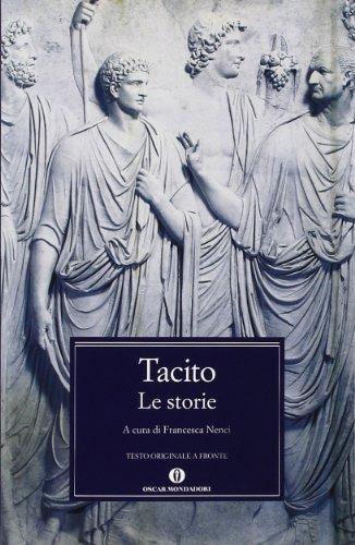 Le storie. Testo latino a fronte