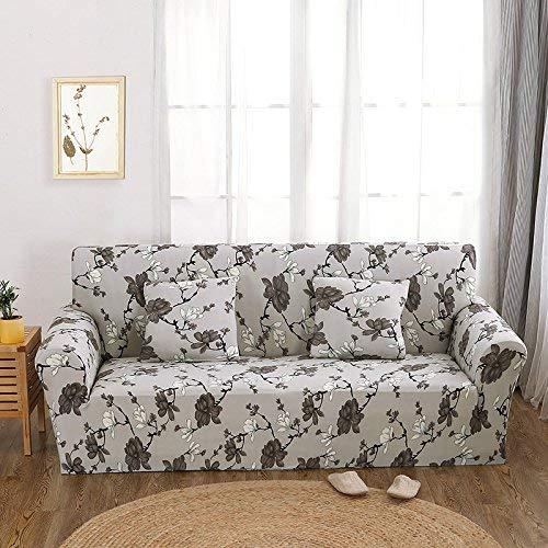 BAIF All-Inclusive-Sofabezug Rutschfestes Sofatuch Elastische Ecksofabezüge Spandex-Sofabezug 1Stück 145-185Cm, Farbe 7, Einzelsitz -