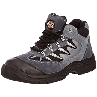 a9a9c8b8639 Dickies Ladies Safety Boots Work Safety Steel Toe Cap Womens Shoes ...