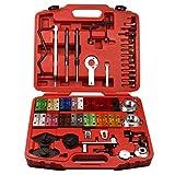 Spttools 63pcs Engine Arbre à cames d'alignement kit de distribution Outil de verrouillage pour Fiat Alfa Lancia