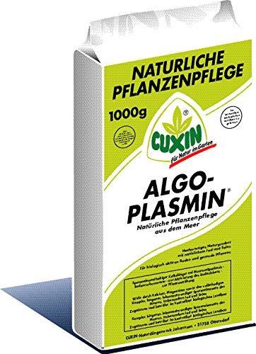 CUXIN BIO Pflanzenstärkungsmittel - ALGO-Plasmin 250 g Meeresalgenkalk Algenkalk in Pulver