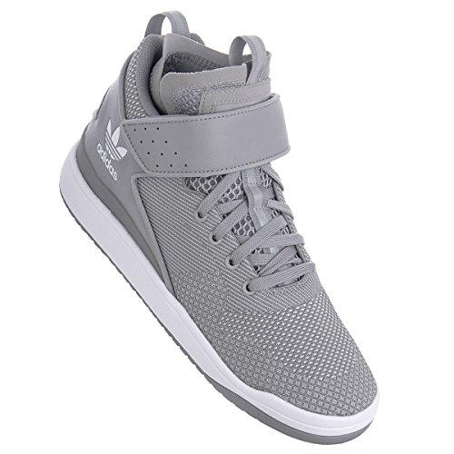Scarpe da ginnastica Adidas vertias X Weave Uomo Grau (Grau-Weiß)