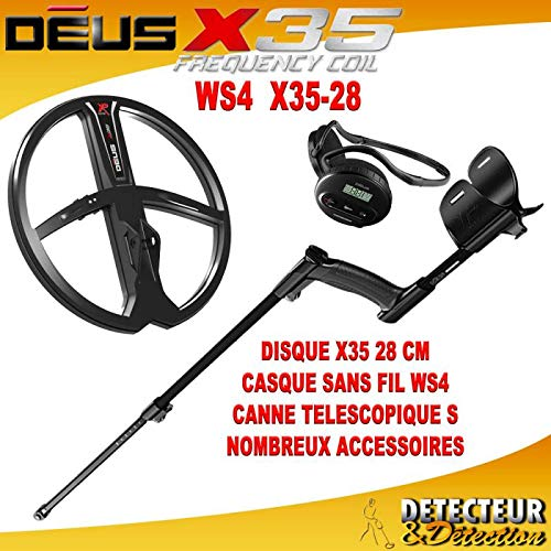 XP DEUS WS4 28 (Lite 2) Version 4.1