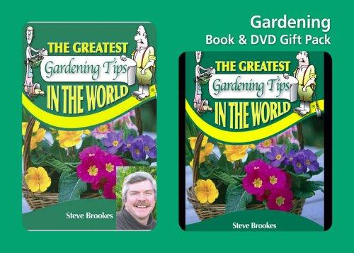 Gardening Tips Gift Pack (Gift Packs (Book and DVD))
