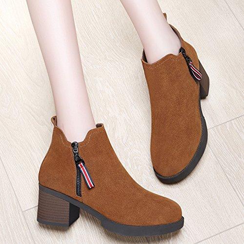 En Automne Petites Ajunrfemmes Trendy Bottes Hiver Chaussures xa1nSwqZ