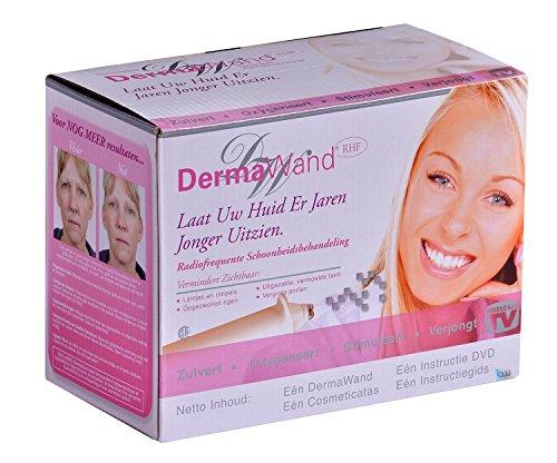 Dermawand cuidado de la piel con resultados profesionales, consiga una piel tersa y joven con solo usarlo 3 minutos al dia, rejuvenece tu rostro