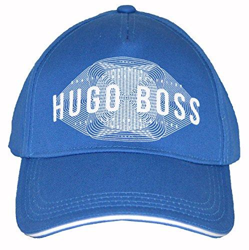 BOSS Hugo Casquette de Baseball - Homme - Bleu - Taille Unique