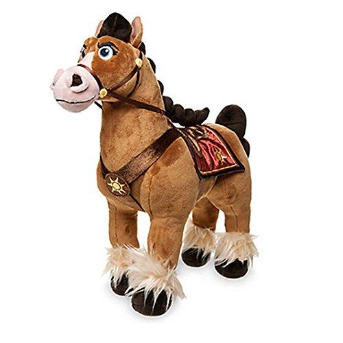 Rapunzel Official Disney Emmêlé 40cm Fidella Le Jouet en Peluche Doux Horse