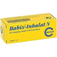 Babix Inhalat N Inhalationslösung, 10 ml preisvergleich bei billige-tabletten.eu