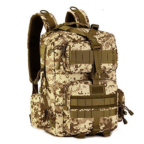 Protector Plus Outdoor Laptop Rucksack, leichte Reise BackPack Student Computer Tasche, passt UNTER 14 Zoll Laptop D