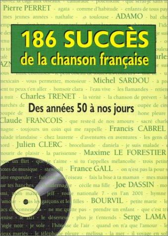 186 succes de la chanson française par La boite a livres