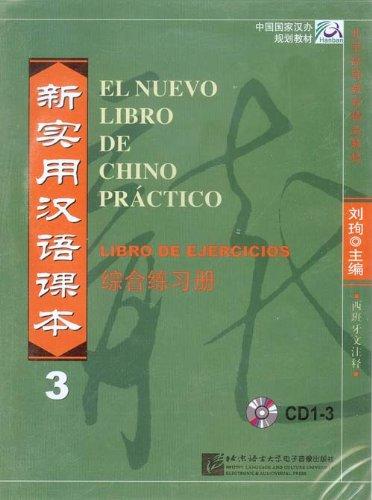 El Nuevo Libro De Chino Practico Vol. 3 - Libro De Ejercicios 3 Cds