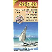 Zanzibar : 1/100 000