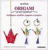 Bijoux origami : Le kit complet