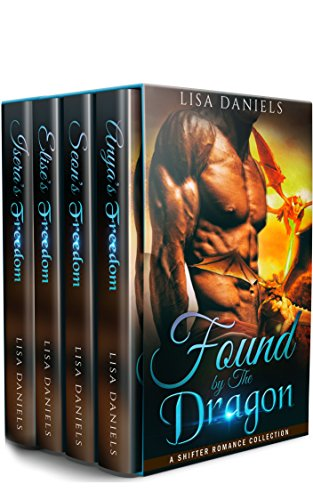 Found by the Dragon Shifter Romance Collection (English Edition) Coll Box