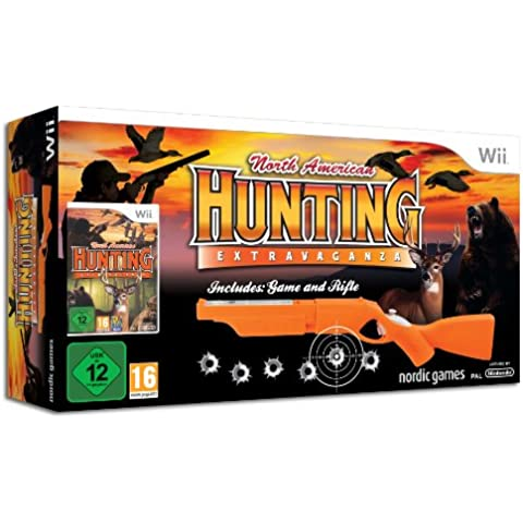 North American Hunting and Gun Bundle (Wii) [Importación inglesa]
