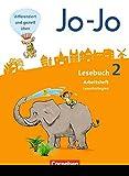 Jo-Jo Lesebuch - Allgemeine Ausgabe - Neubearbeitung 2016: 2. Schuljahr - Arbeitsheft Lesestrategien
