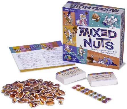 Mixed Nuts Nuts Nuts Trivia Game B00EJTSJHE 390910