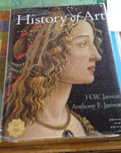 History of Art, Combined Edition, Revised (with Art History Interactive CD-ROM): The Western Tradition por Anthony F. Janson