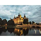 Krumbholz Schwerin Castle Germany Photo Extra Large XL Wall