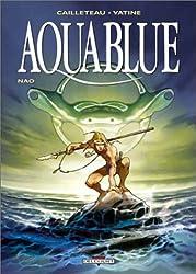 Aquablue, tome 1 : Nao