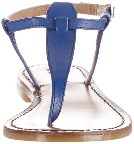 Inuovo 7232, Tongs Femme Bleu roi