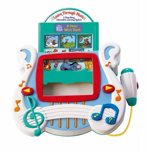 Mattel - Fisher Price H6285 - Learn Through Music Einheit (Mikrofon Einheit)