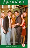 Friends: Series 5 - Episodes 5-8 [VHS] [1995]