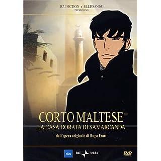 Corto maltese- La casa dorata di sSamarcandaVolume01 [IT Import]