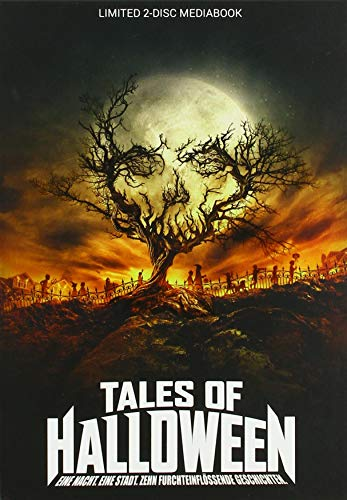 Tales of Halloween - Trick or Treat Edition - Mediabook - Cover A - Limited Edition auf 222 Stück  (+ DVD) [Blu-ray]