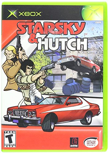 Starsky And Hutch Xbox