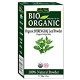 Indus Valley Organic Bhringraj Powder for Hair Growth and Conditioning (100gm)