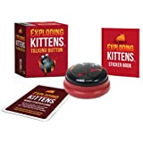 Exploding Kittens: Talking Button
