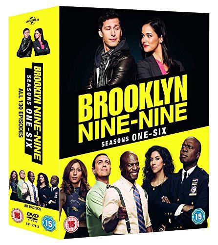 DVD19 - Brooklyn Nine-Nine: Season 1-6 Set (19 DVD)