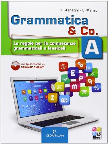 Grammatica & co. Con Palestra INVALSI. Per la Scuola media. Con CD-ROM. Con espansione online: 1