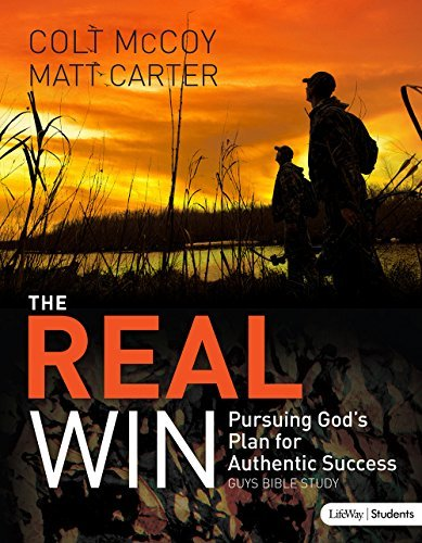 The Real Win: Student Edition, Dvd Leader Kit by Colt Mccoy (2014-01-15)