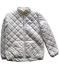 Ralph Lauren Polo Girls Quilted Barn Jacket Winter White XL Age 14-16